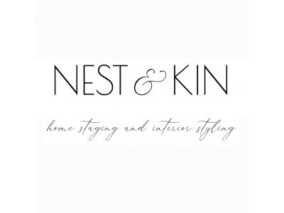 Nest + Kin Home Staging and Styling
