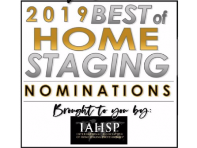 A Win for the HSA in the Best of Staging Awards 2019