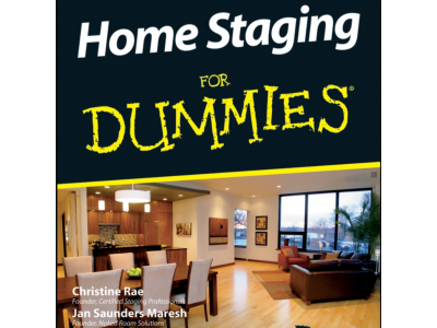 Home Staging For Dummies & The Part Of Tens