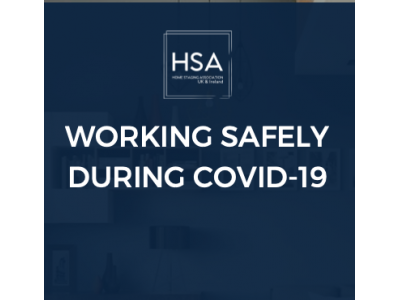Working Safely During Covid-19