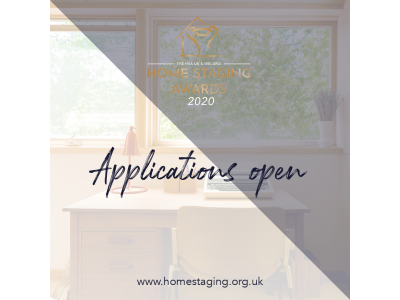Home Staging Awards 2020 is Now Open