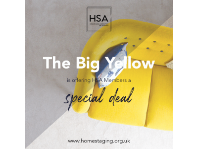 The Big Yellow Self Storage Partners with HSA