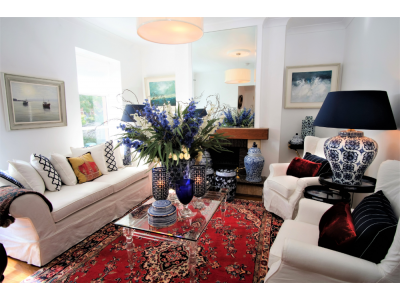 Redesign and Staging of a Ballsbridge Family Home in Dublin