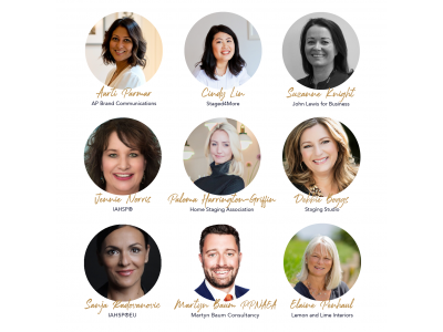Another Set of Speakers Announced for The Home Staging Forum 2020
