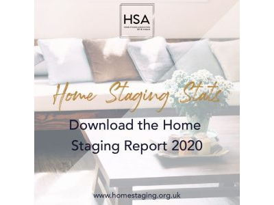 The Home Staging Report 2020 IS HERE!