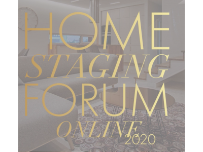 The Online Home Staging Forum 2020 Was A Great Success