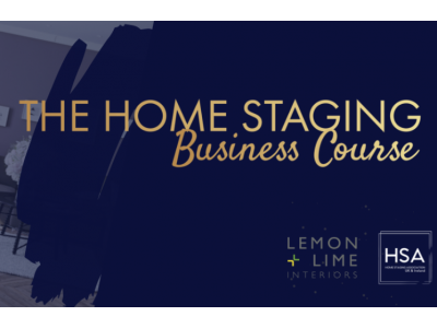 The Home Staging Business Course is reopening soon!