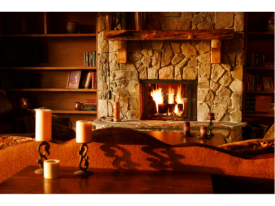 Crafting a Cosy Fireplace