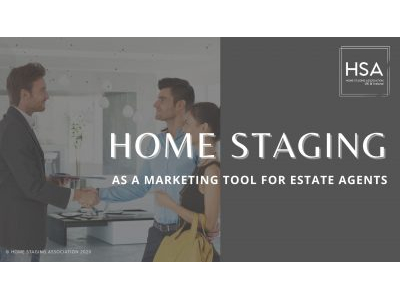 Introducing 'Home Staging as a Marketing Tool for Real Estate Agents'