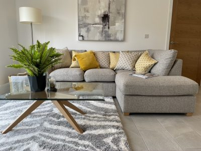 A Home Staging Project in Cambridge by Instant Home