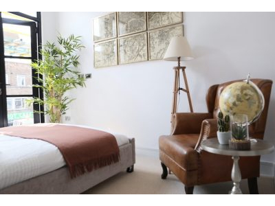 LJ Interiors: From London City Apartment To London Takeover