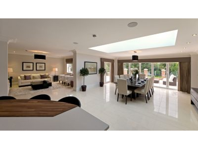 Open Plan Homes with House Doctor