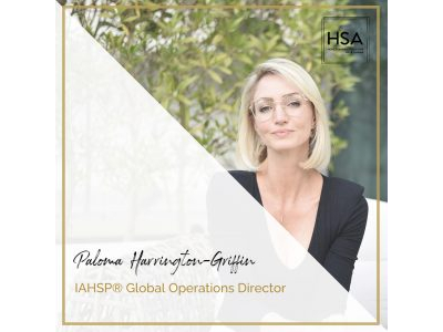 IAHSP® Welcomes New Global Operations Director
