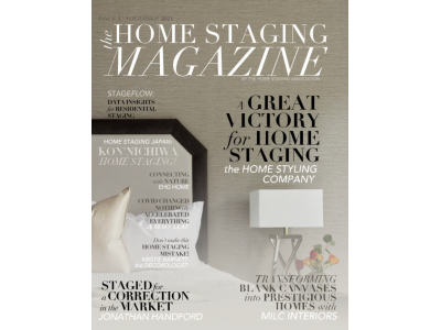 Taking Home Staging One Step Further