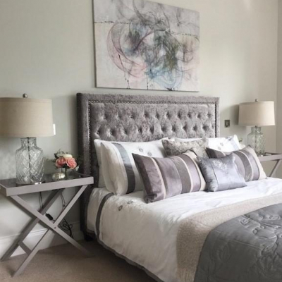 Home Staging master bedroom