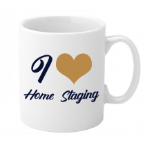I Love Home Staging Mug