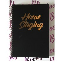 Home Staging Notepad