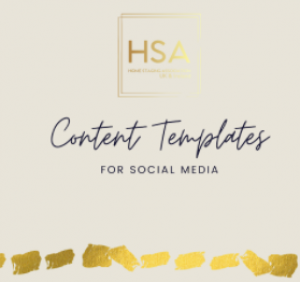 Content Template for Social Media